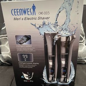Brand new! Men's electric shaver & hair cutter!!!